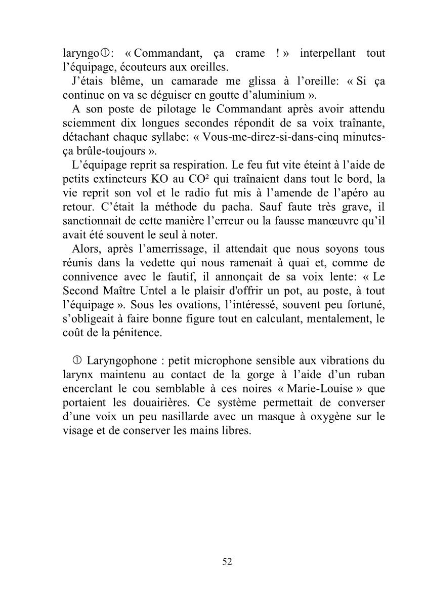 [ Aéronavale divers ] Les Mémoires d'André Digo  - Page 3 Memoir68