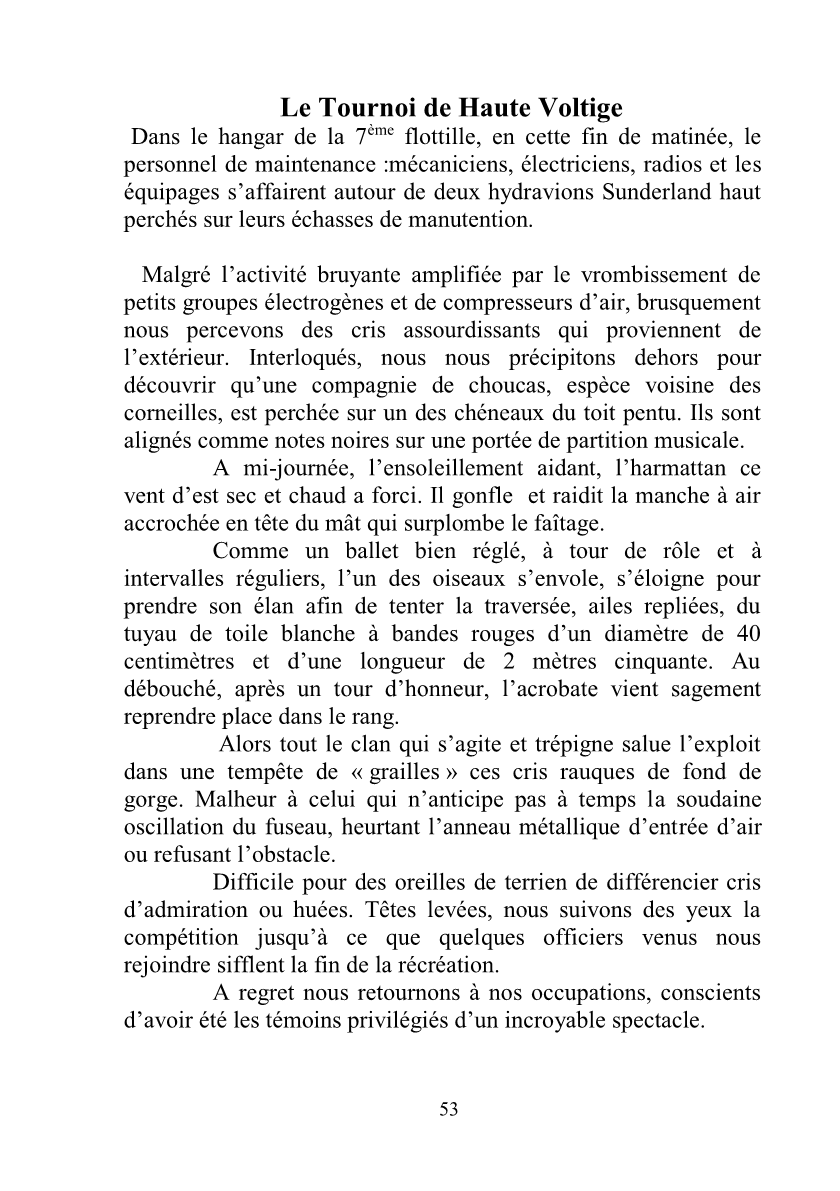 [ Aéronavale divers ] Les Mémoires d'André Digo  - Page 3 Memoir69