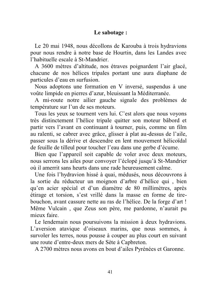 [ Aéronavale divers ] Les Mémoires d'André Digo  - Page 3 Memoir72