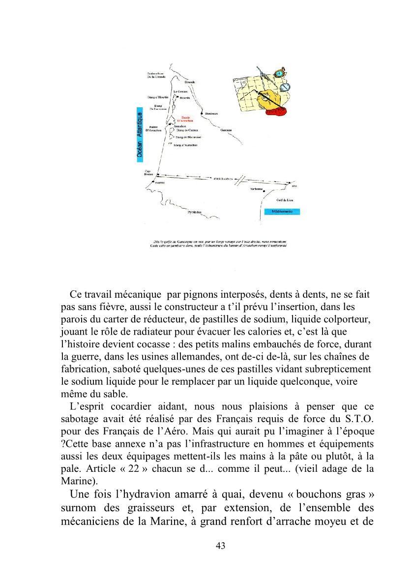 [ Aéronavale divers ] Les Mémoires d'André Digo  - Page 3 Memoir74