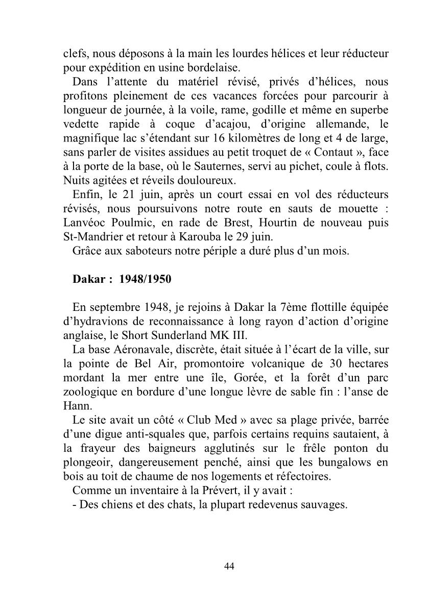 [ Aéronavale divers ] Les Mémoires d'André Digo  - Page 3 Memoir75