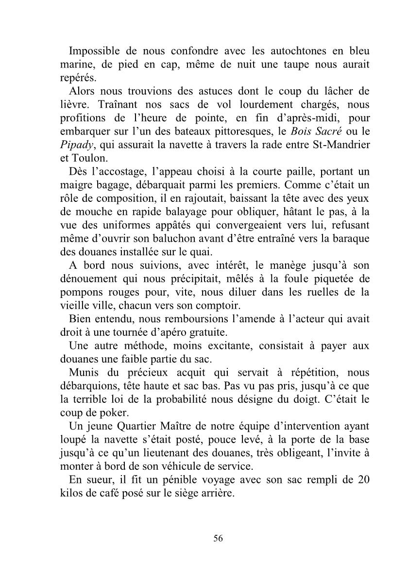 [ Aéronavale divers ] Les Mémoires d'André Digo  - Page 3 Memoir77