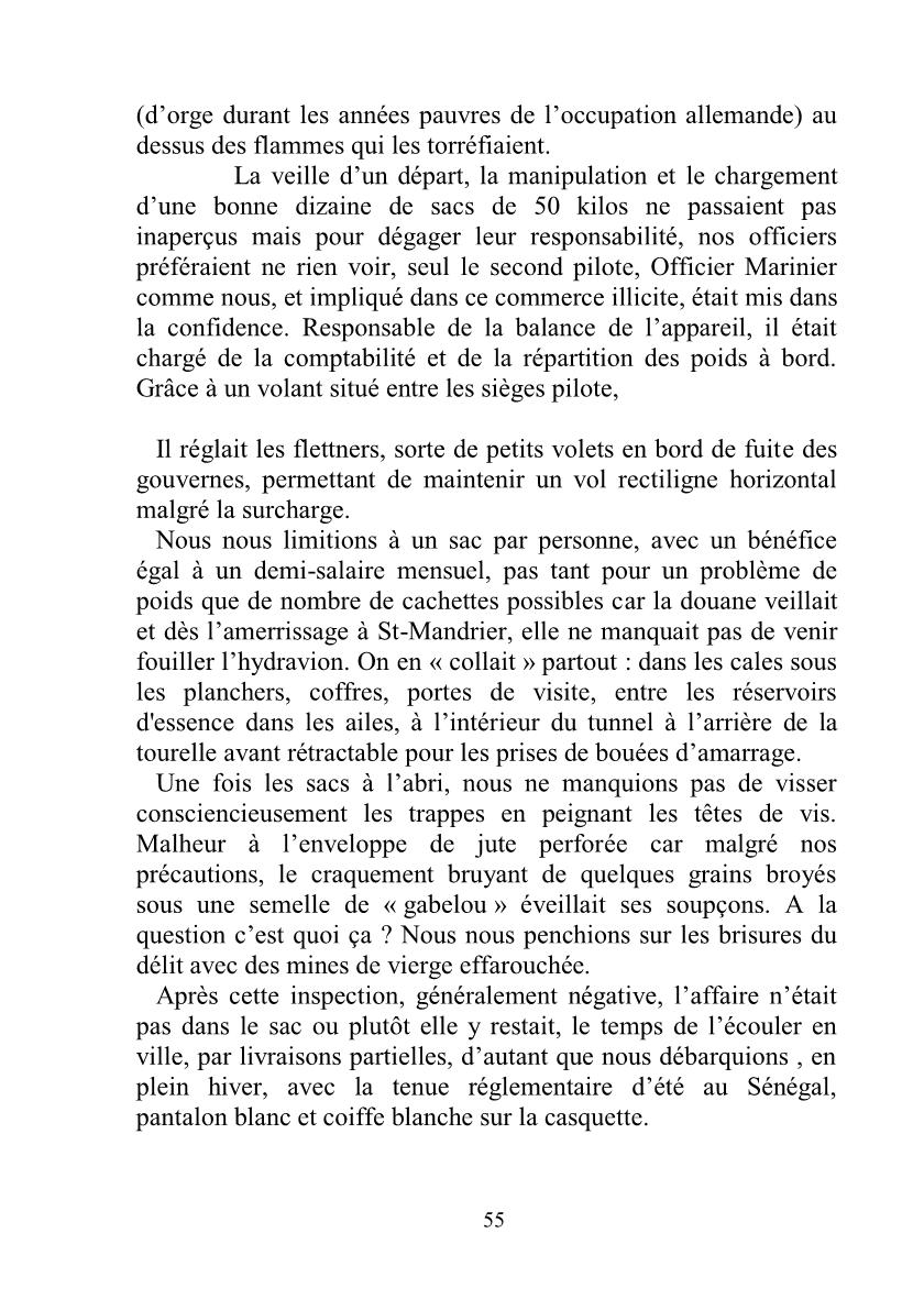 [ Aéronavale divers ] Les Mémoires d'André Digo  - Page 3 Memoir78