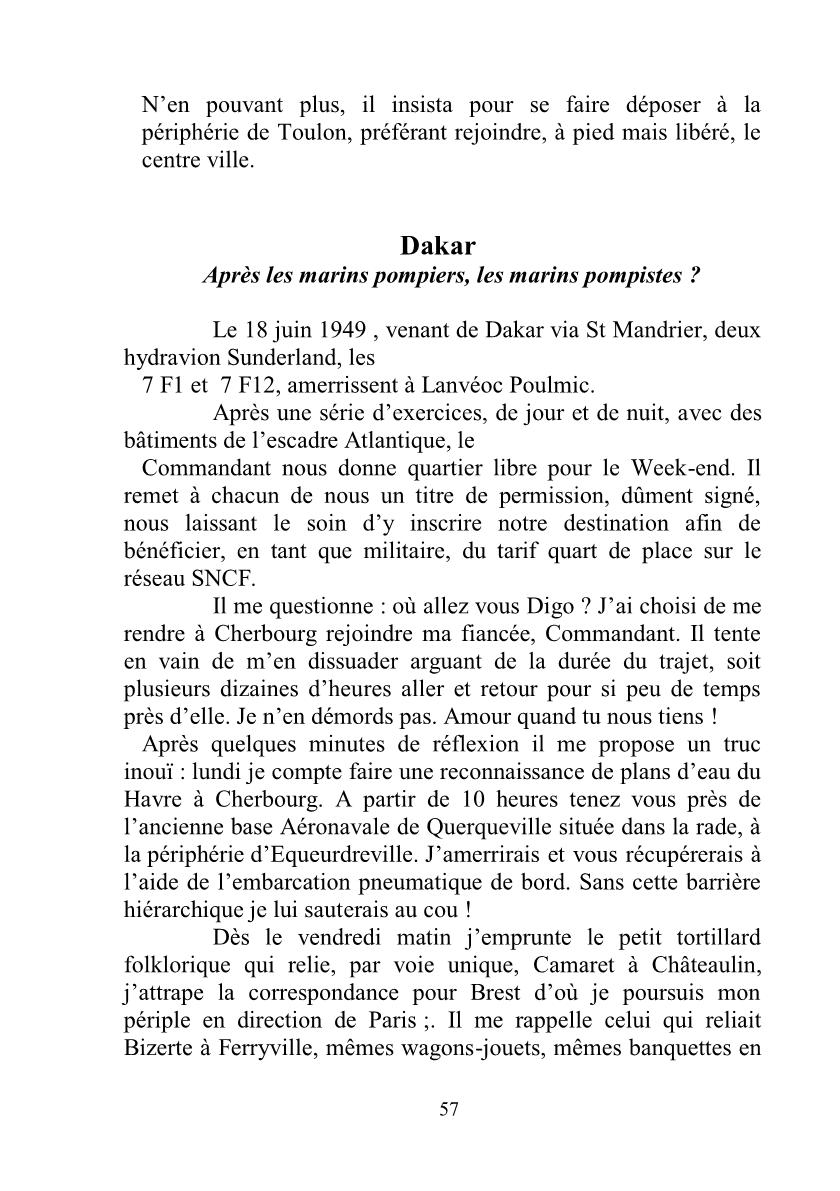 [ Aéronavale divers ] Les Mémoires d'André Digo  - Page 3 Memoir79