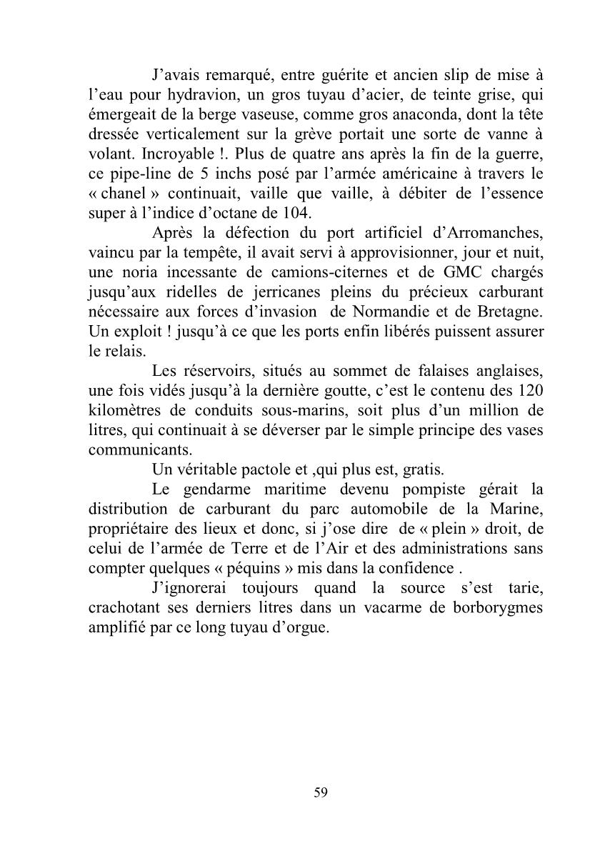 [ Aéronavale divers ] Les Mémoires d'André Digo  - Page 3 Memoir80