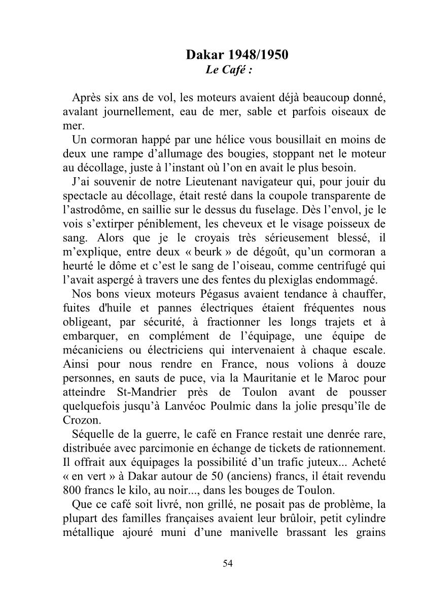 [ Aéronavale divers ] Les Mémoires d'André Digo  - Page 3 Memoir85