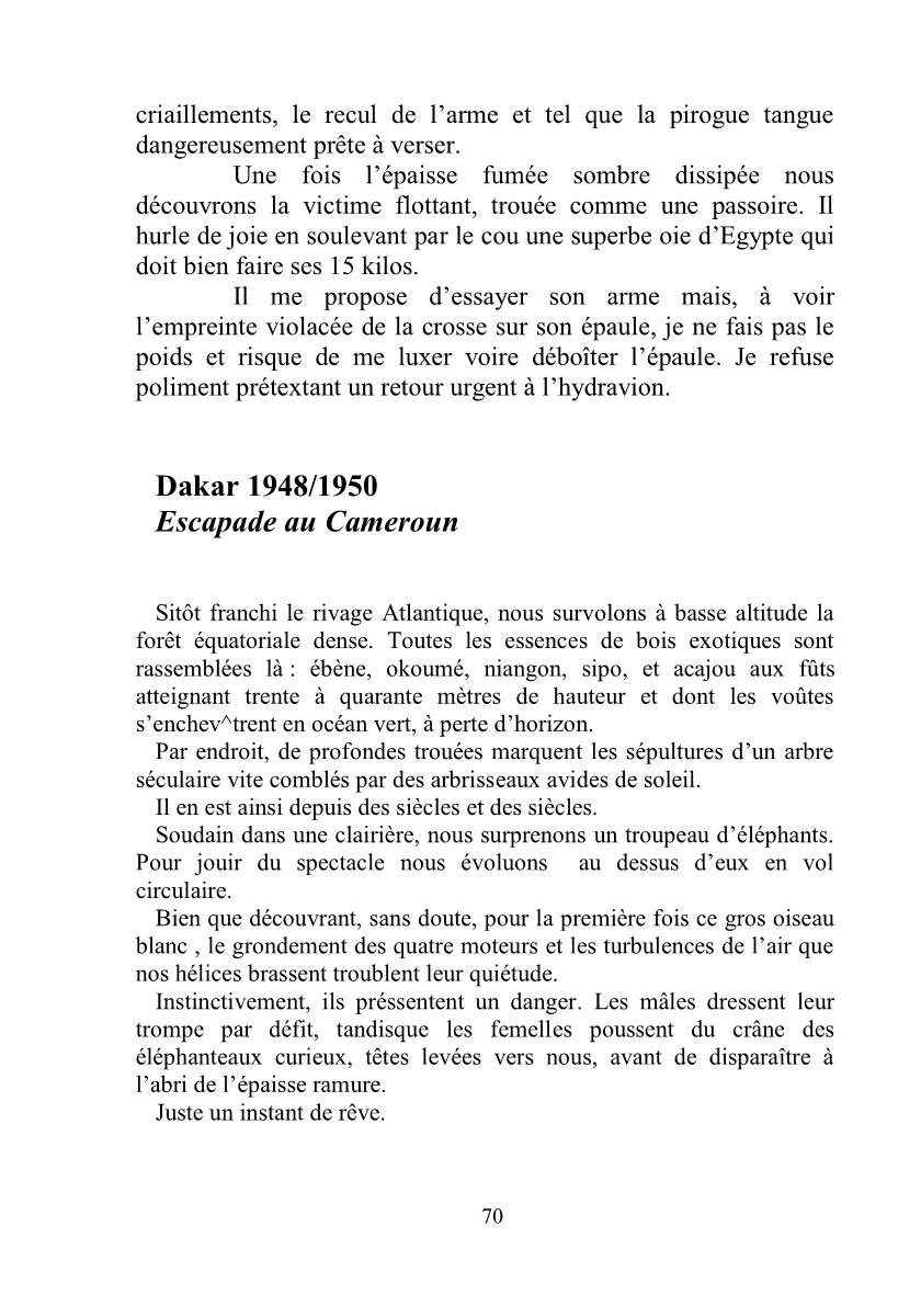 [ Aéronavale divers ] Les Mémoires d'André Digo  - Page 4 Memoir91