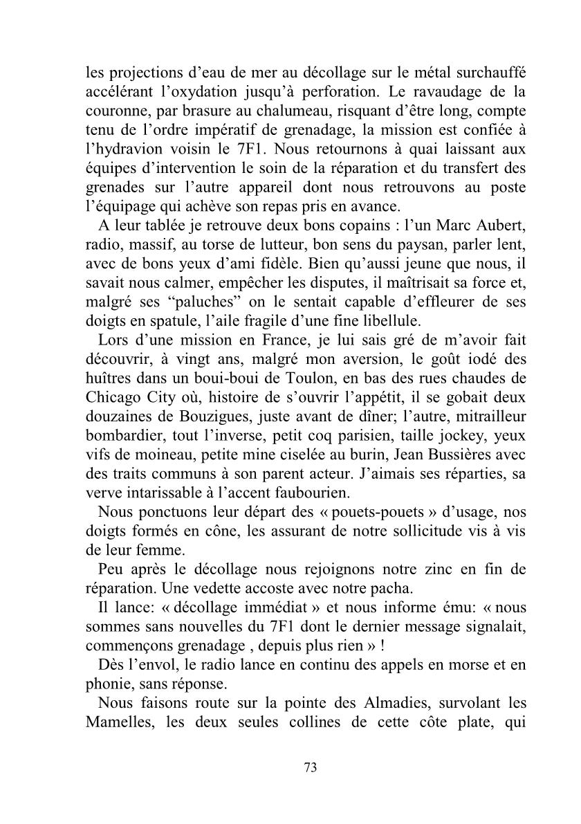 [ Aéronavale divers ] Les Mémoires d'André Digo  - Page 4 Memoir93
