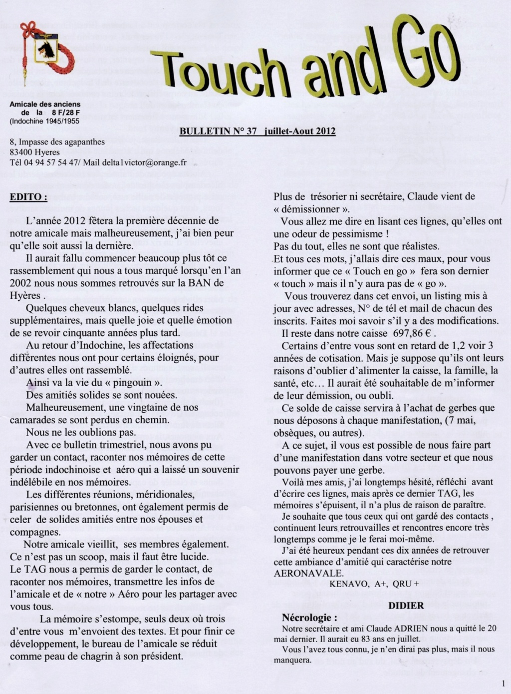 [Opérations de guerre] INDOCHINE - TOME 10 - Page 23 New16410