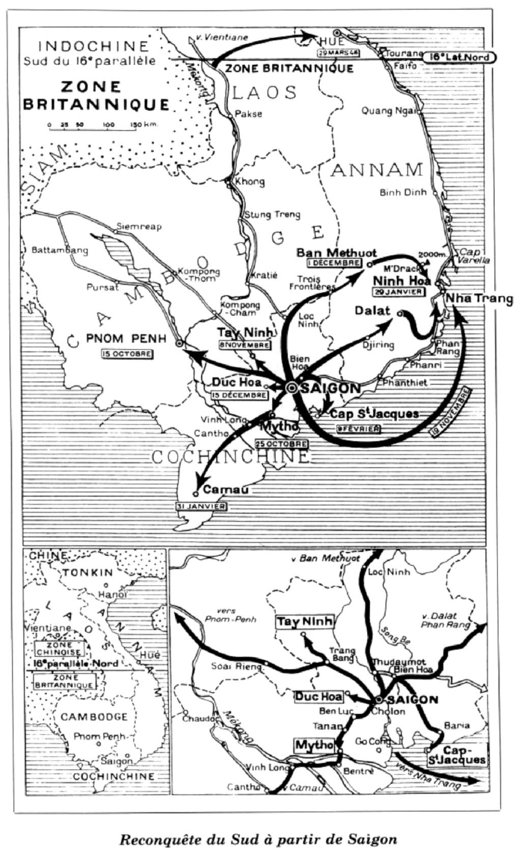 [Opérations de guerre] INDOCHINE - TOME 10 - Page 35 Recnqu14