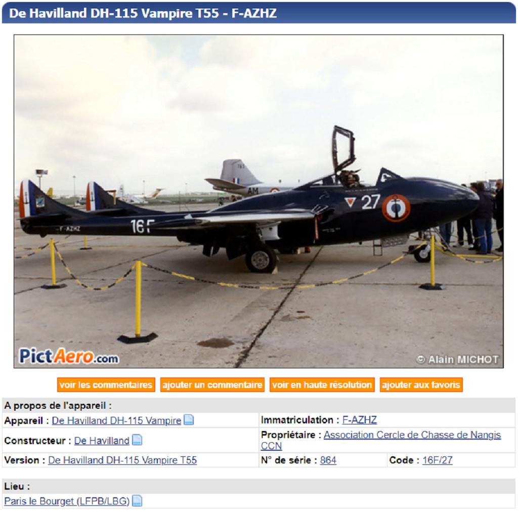 [ Les Musées en rapport avec la Marine ] Musée de l'Aeronautique Navale de Rochefort - Page 14 Site_p10
