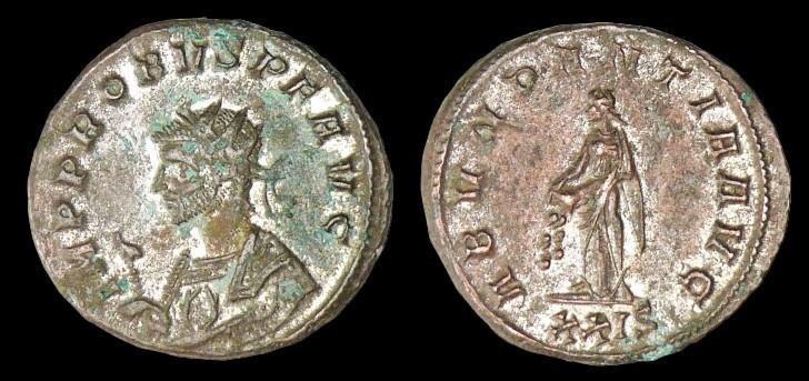 www.probuscoins.fr , base de données des aureliani de Probus - Page 10 16968410