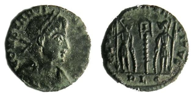 Constantin I ou II ou ? M01710