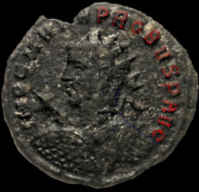 www.probuscoins.fr , base de données des aureliani de Probus - Page 8 Probus12