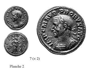 Un revers enigmatique sur un aurélianus de Probus Probus15