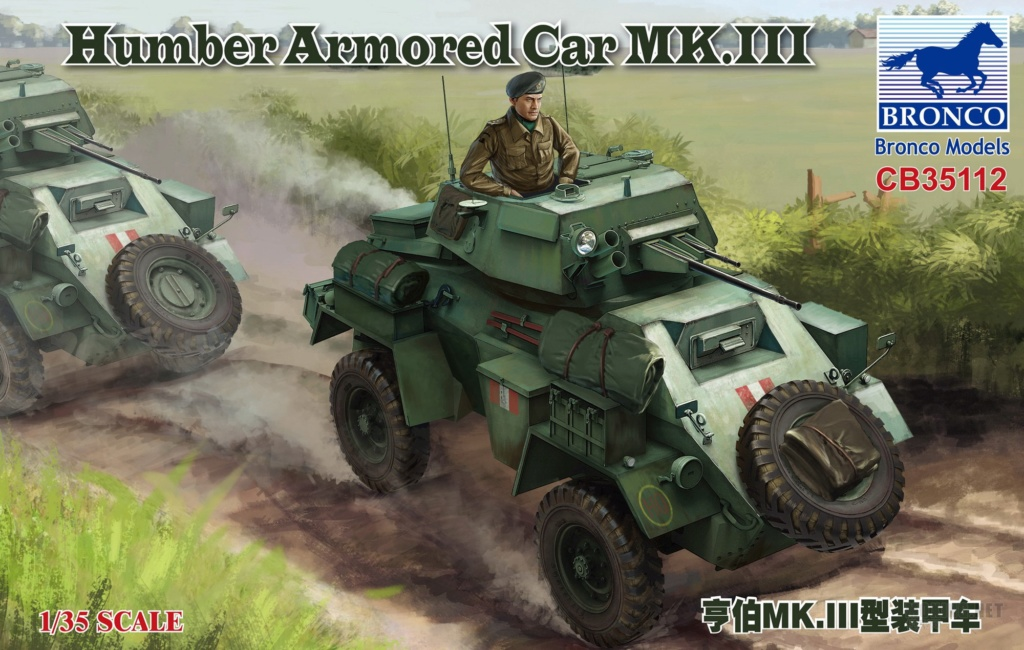 [laurent] Humber Armoured Car MkIII 1/35 [bronco models] - Page 2 23413410