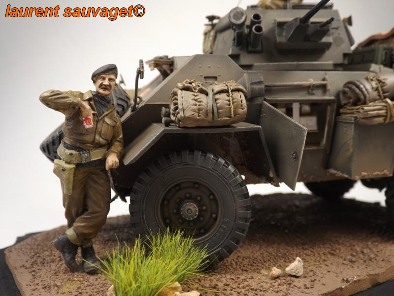 [laurent] Humber Armoured Car MkIII 1/35 [bronco models] - TERMINE - Page 3 Humber13