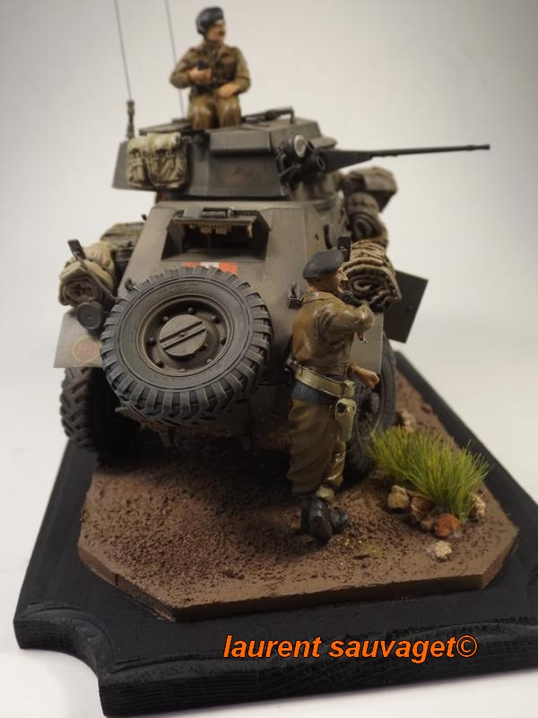 [laurent] Humber Armoured Car MkIII 1/35 [bronco models] - TERMINE - Page 3 Humber14