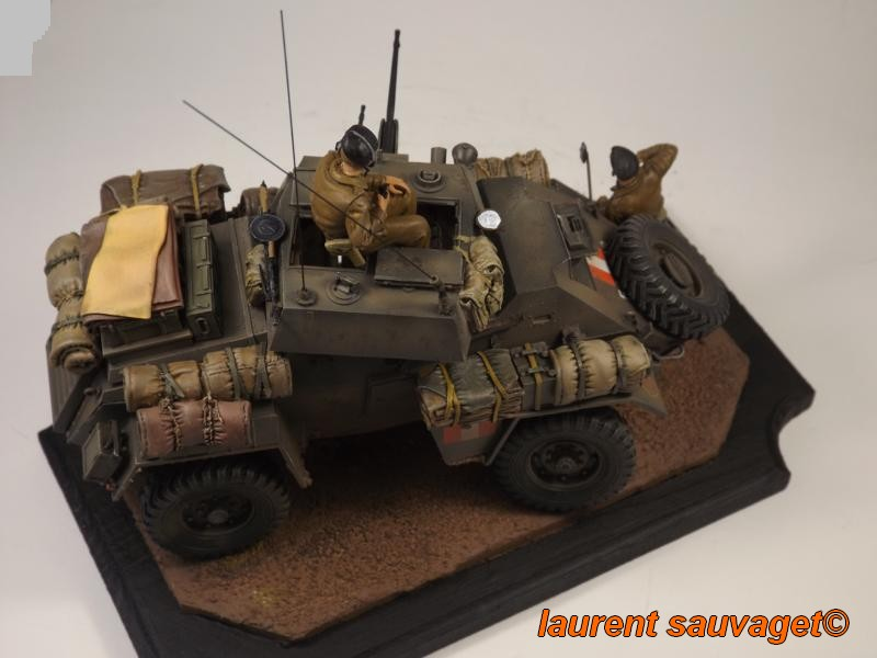 [laurent] Humber Armoured Car MkIII 1/35 [bronco models] - TERMINE - Page 3 Humber15