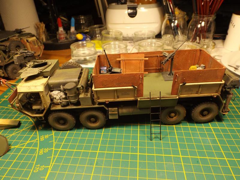 HEMTT M985 Cargo K8001038