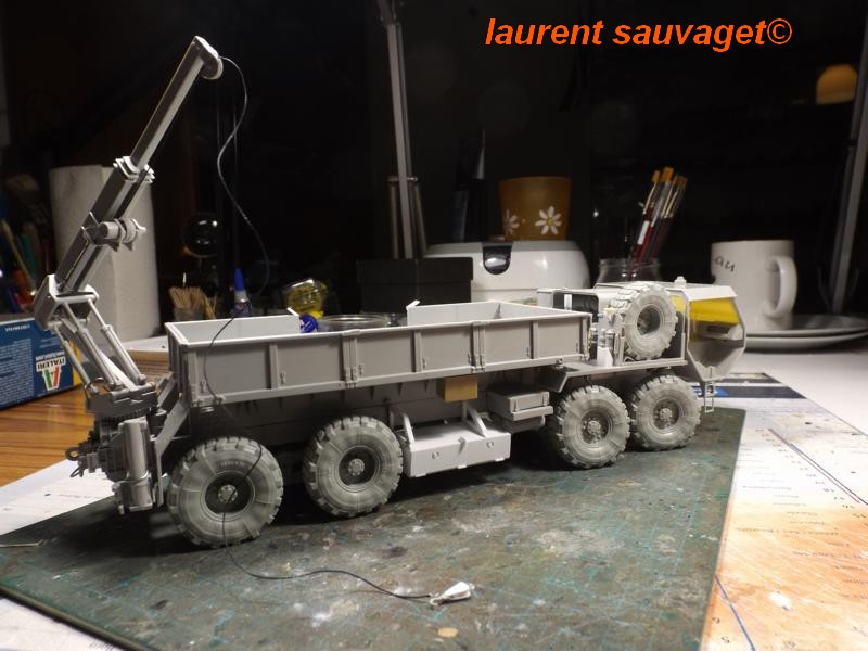 HEMTT M985 Cargo K8001043