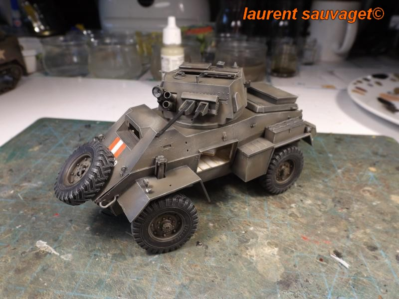 [laurent] Humber Armoured Car MkIII 1/35 [bronco models] - TERMINE - Page 3 K8001290