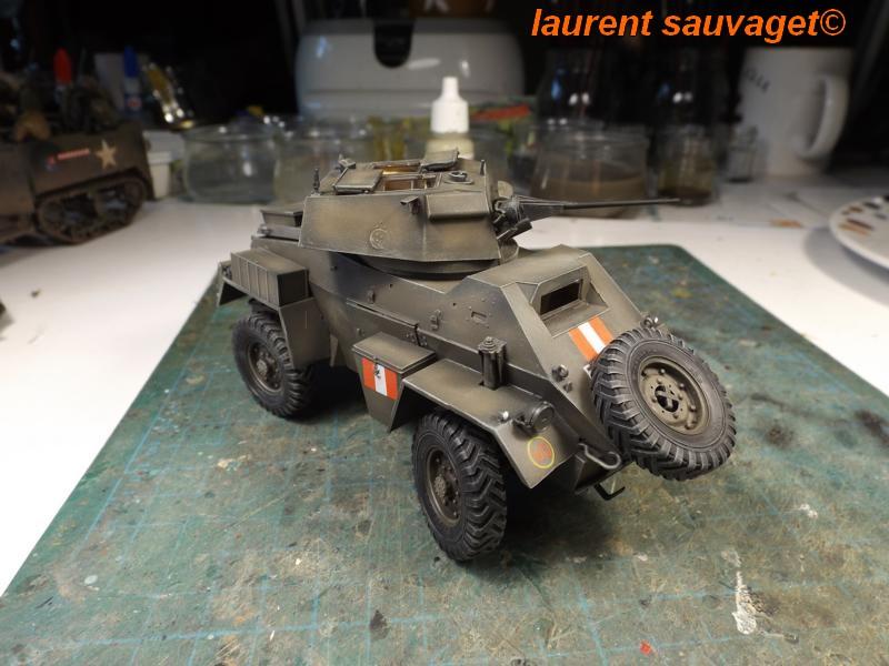 [laurent] Humber Armoured Car MkIII 1/35 [bronco models] - TERMINE - Page 3 K8001291