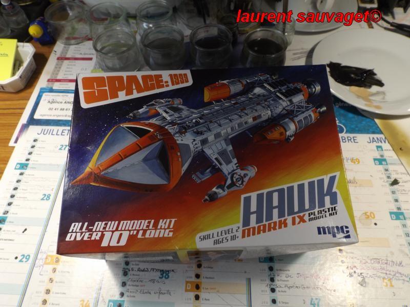 "Hawk Mk IX ""épervier"" Cosmos 1999 K800_247"