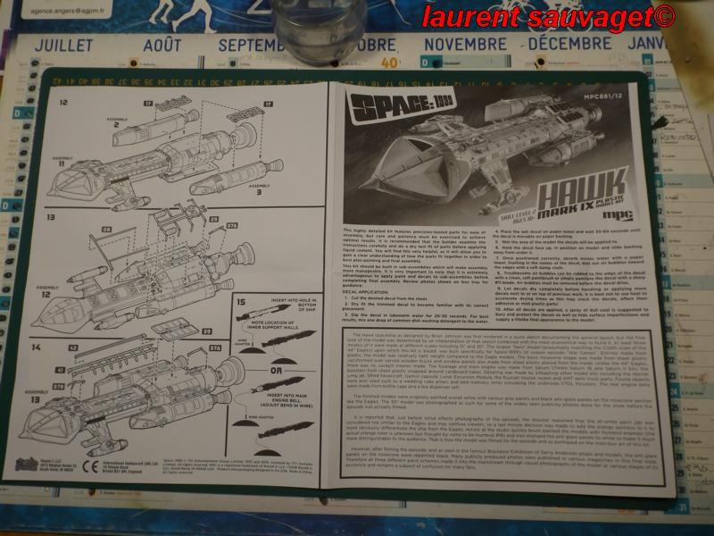 "Hawk Mk IX ""épervier"" Cosmos 1999 K800_249"