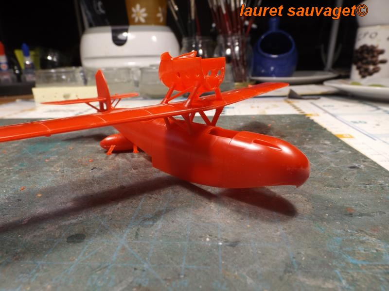 "SAVOIA S.21F ""Porco Rosso"" K800_411"