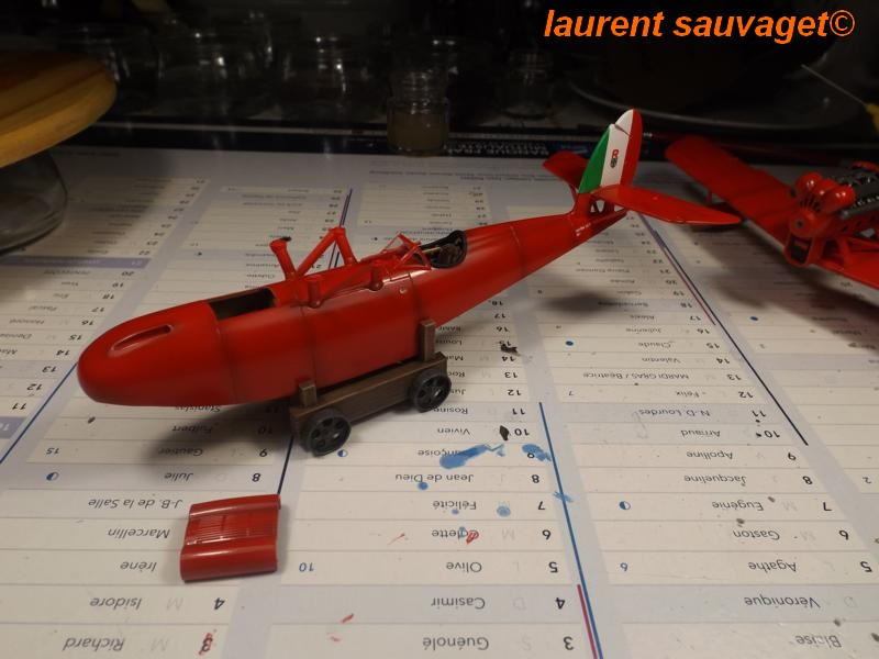 "SAVOIA S.21F ""Porco Rosso"" K800_432"