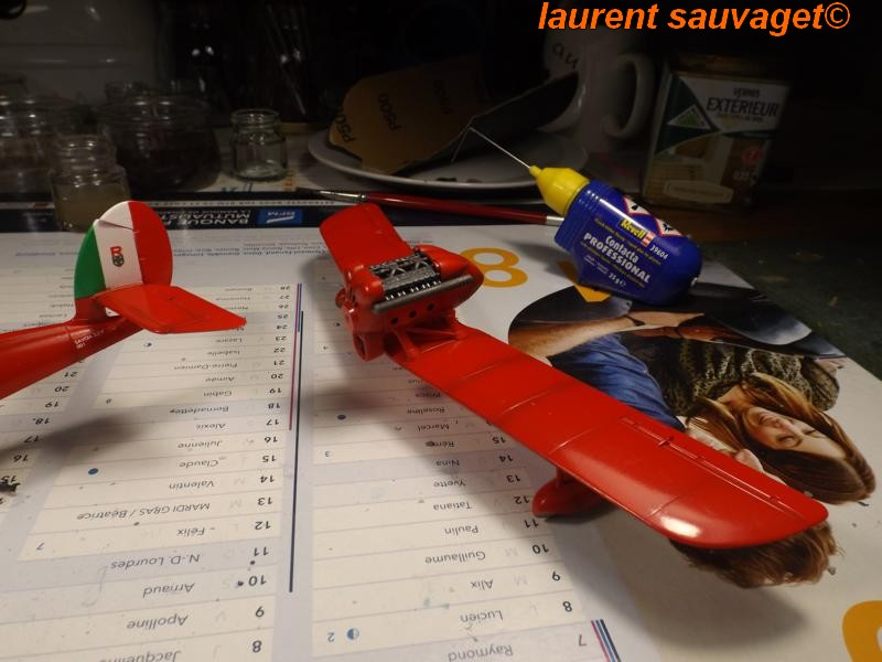 "SAVOIA S.21F ""Porco Rosso"" K800_433"