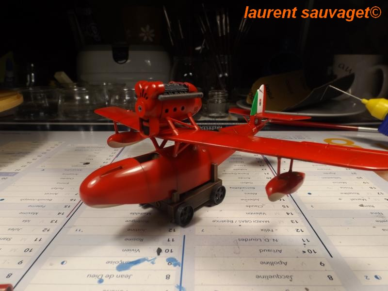 "SAVOIA S.21F ""Porco Rosso"" K800_434"