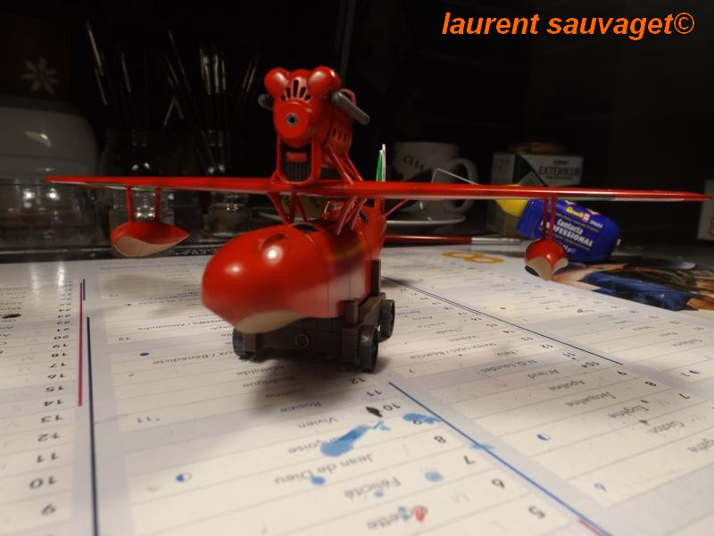 "SAVOIA S.21F ""Porco Rosso"" K800_435"
