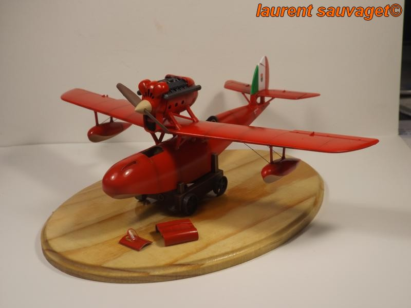 "SAVOIA S.21F ""Porco Rosso"" K800_437"