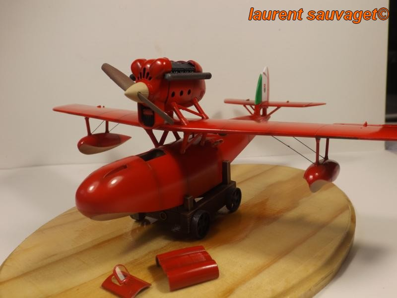 "SAVOIA S.21F ""Porco Rosso"" K800_439"