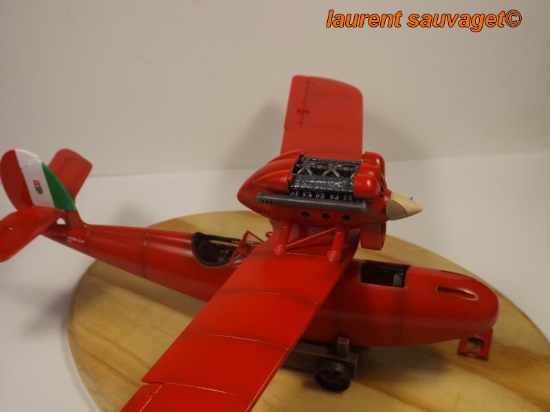 "SAVOIA S.21F ""Porco Rosso"" K800_441"