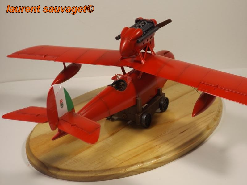 "SAVOIA S.21F ""Porco Rosso"" K800_442"