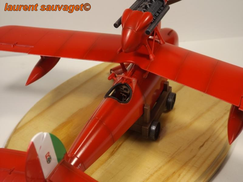 "SAVOIA S.21F ""Porco Rosso"" K800_443"