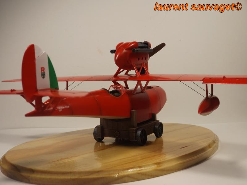 "SAVOIA S.21F ""Porco Rosso"" K800_444"