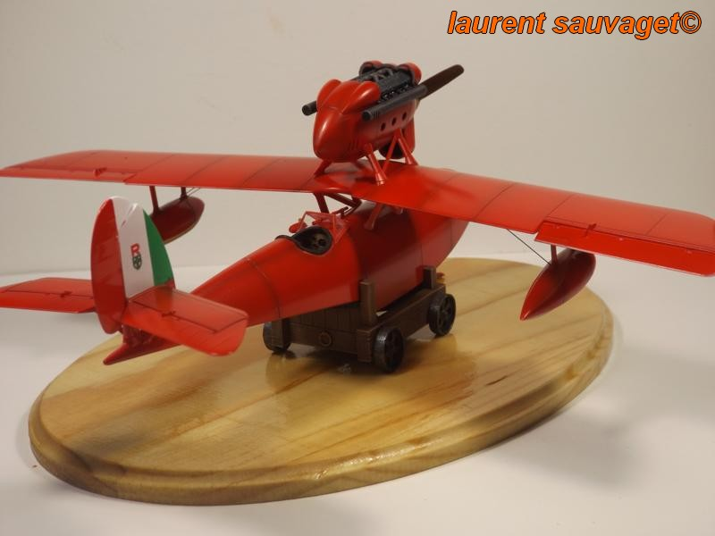 "SAVOIA S.21F ""Porco Rosso"" K800_445"