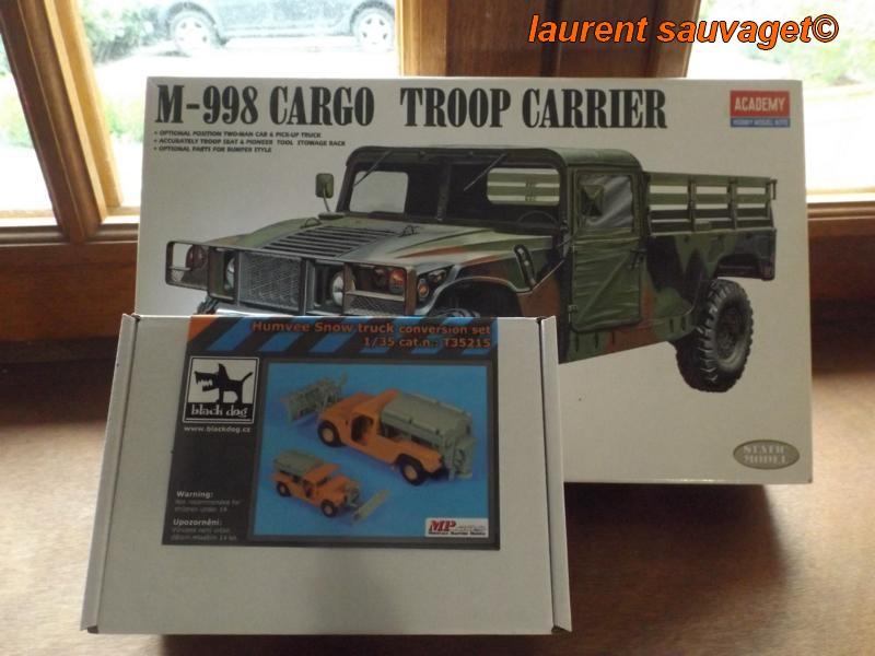 Humvee snow truck K800_660