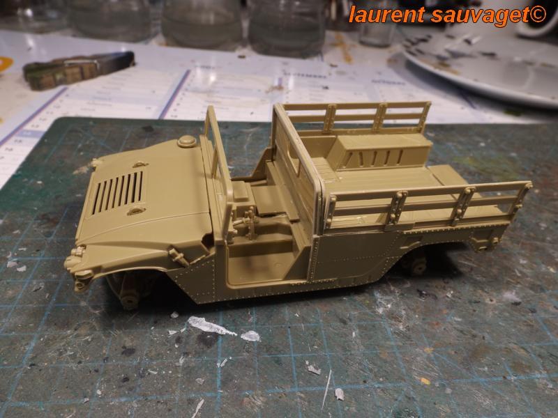 Humvee snow truck K800_661