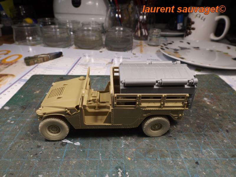Humvee snow truck K800_664
