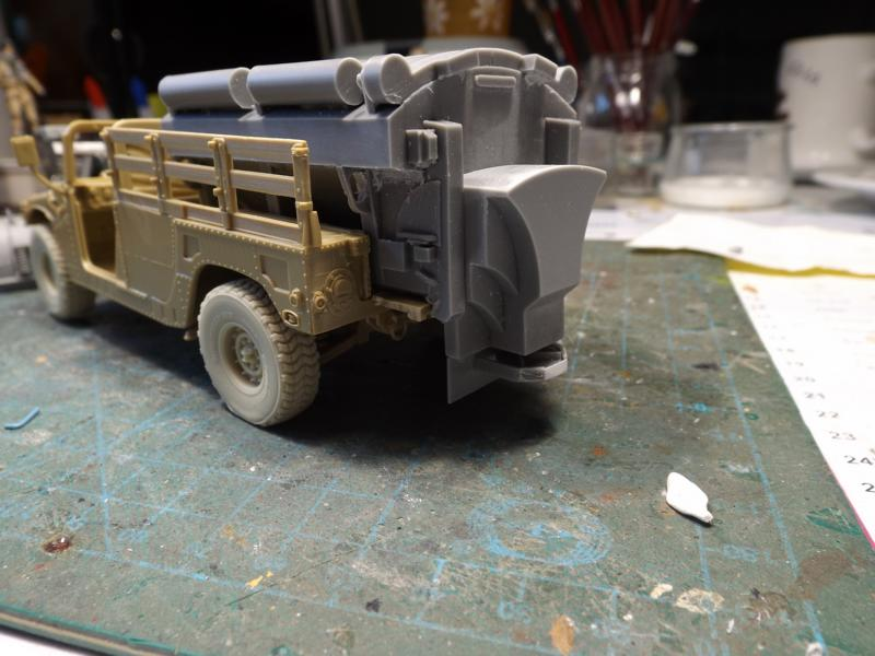 Humvee snow truck K800_672