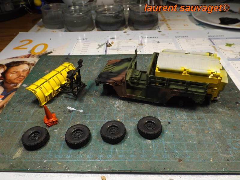 Humvee snow truck K800_675