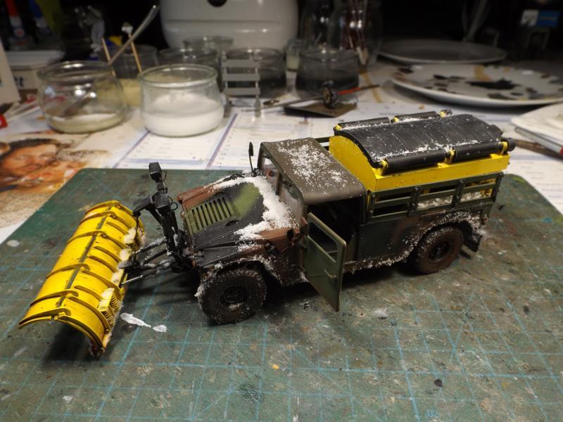 Humvee snow truck K800_676