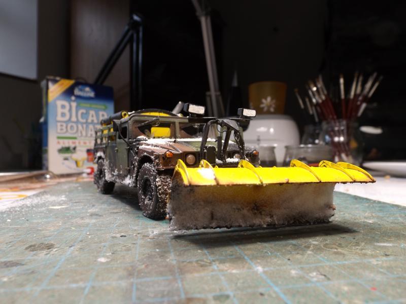 Humvee snow truck K800_680