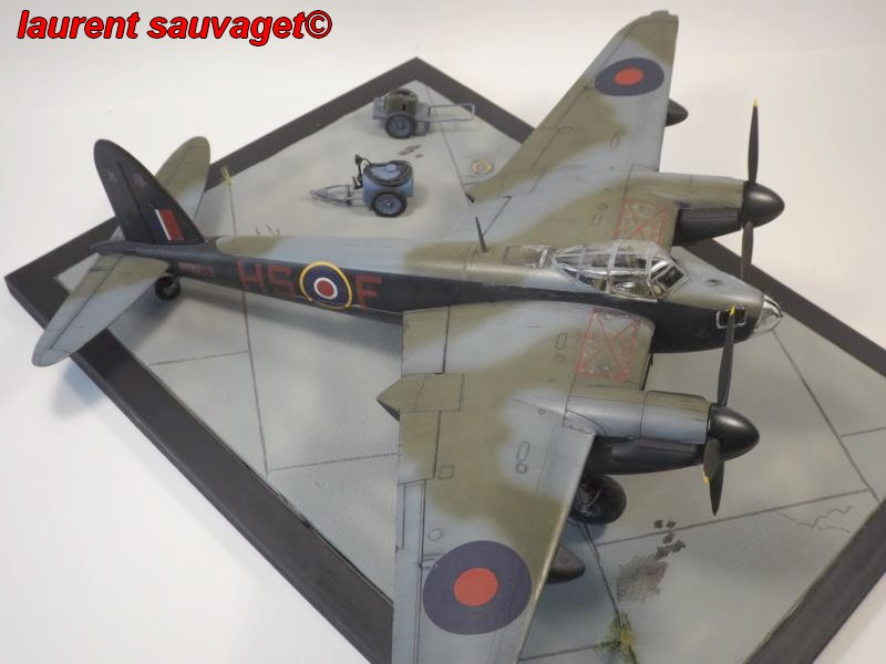 Mosquito B Mk IV - 109 SQN Mosqui14
