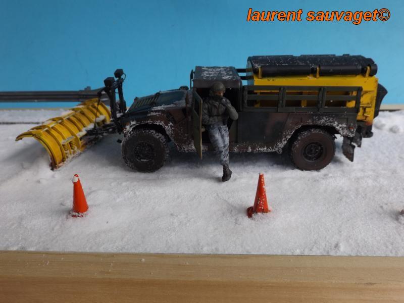 Humvee snow truck Snow_t11